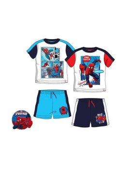 Set 2 piese, Spider-Man, albastru