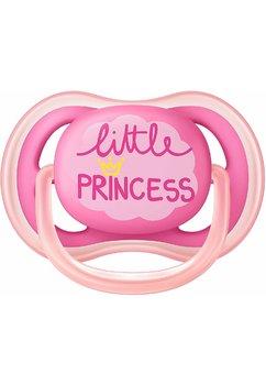 Set 2 suzete, Little princess, 6-18 luni