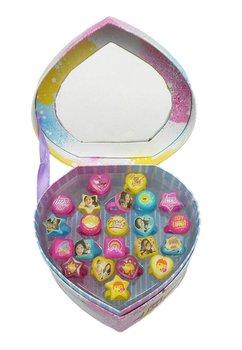 Set 22 de inele si cutiuta bijuterii, Luna