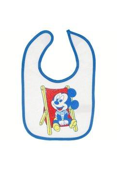 Set 3 bavete, bebe Mickey Mouse, 0-6 luni