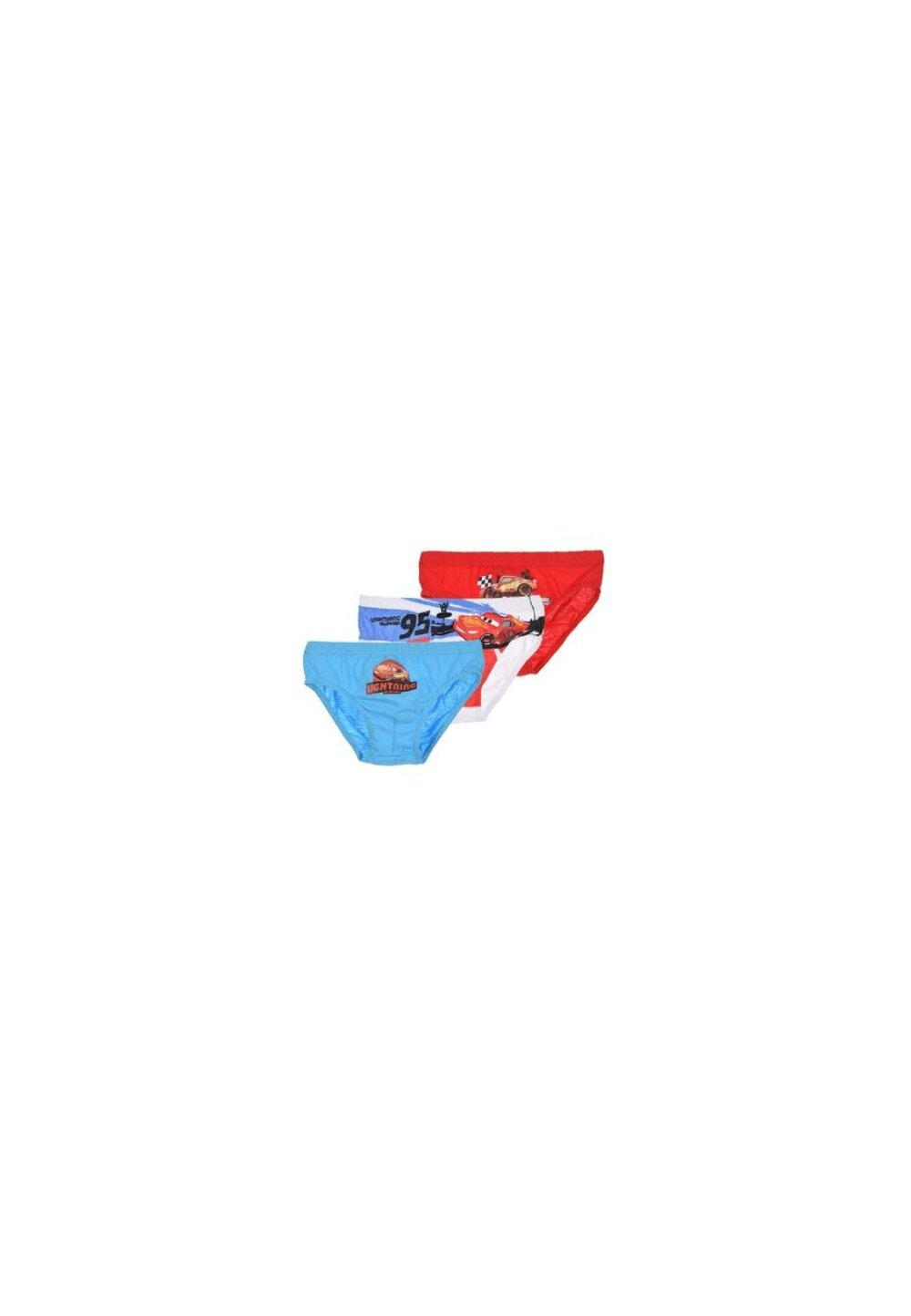 Set 3 perechi de chiloti, 95 Lightning McQueen imagine