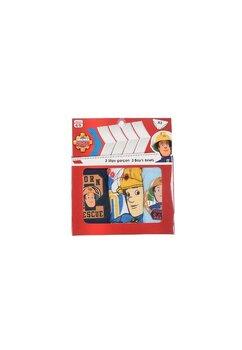 Set 3 perechi de chiloti, Pompierul Sam