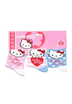 Set 3 sosete hello kitty
