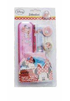 Set 6 accesorii scoala, Minnie Mouse II