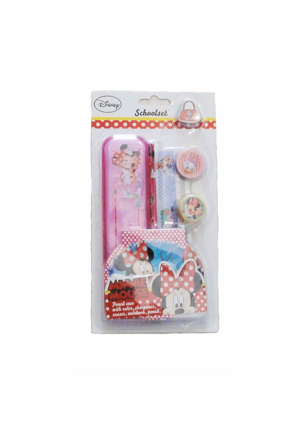 Set 6 accesorii scoala, Minnie Mouse II imagine