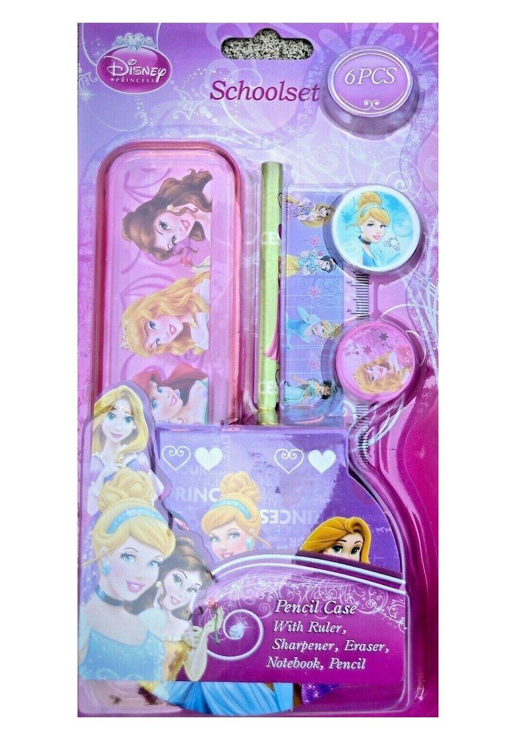 Set 6 accesorii scoala, Princess imagine