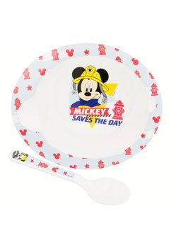 Set castronas si lingurita, Mickey saves the day