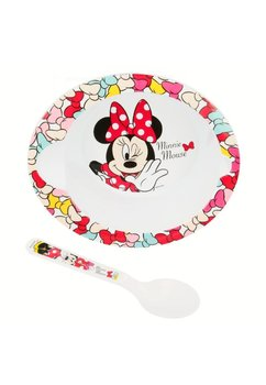 Set castronas si lingurita, Minnie Mouse