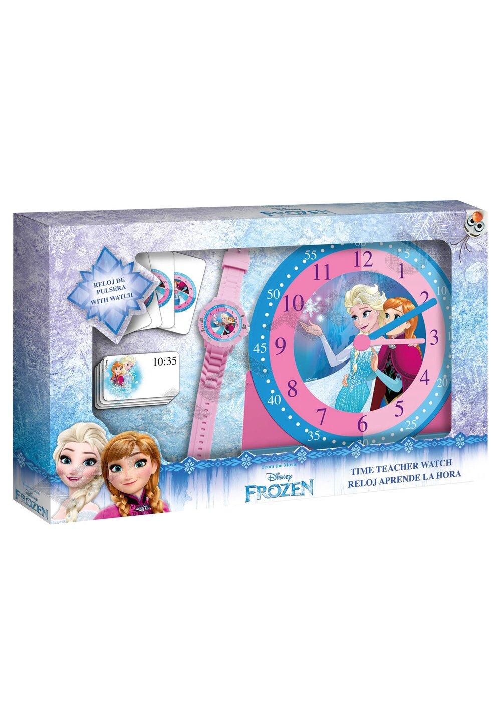 Set ceas de mana si de perete, Frozen imagine