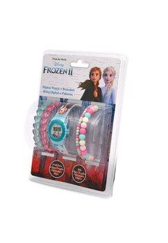 Set ceas digital si bratari, Frozen