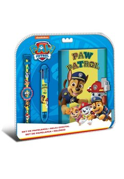 Set ceas digital si jurnal, Paw Patrol