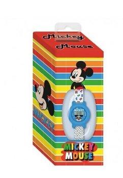 Set ceas digital si pusculita, Mickey Mouse cu dungi