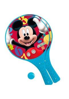 Set palete tenis, Mickey Mouse, albastre