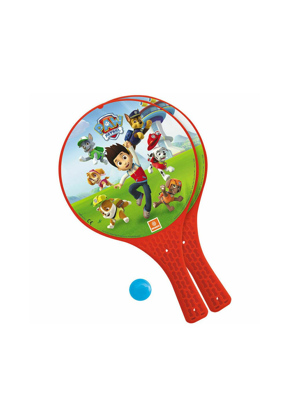 Set palete tenis, Patrula catelusilor imagine