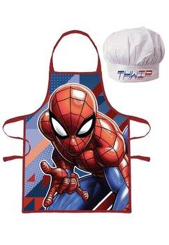 Set sort si boneta de bucatarie, Spider man