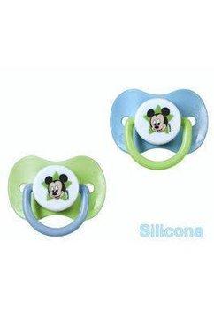 Set Suzete Mickey 3+ BPA FREE