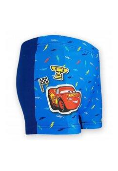 Slip de baie, Cars 95, bluemarin cu albastru