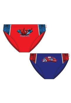 Slip de baie rosu, Spider-Man