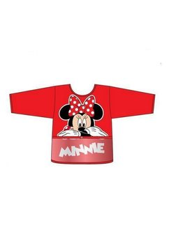 Sort protectie pictura, Minnie Mouse, rosu