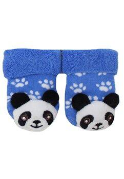 Sosete bebe, 3D, Ursuleti panda
