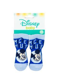 Sosete bebe, Mickey, albastre