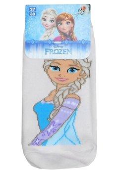 Sosete Frozen, roz deschis