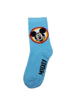 Sosete Mickey, albastru deschis