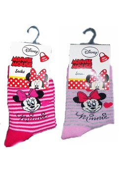 Sosete Minnie Mouse dungi