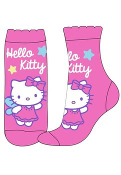 Sosete roz inchis, Hello Kitty