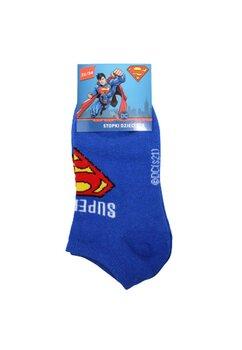 Sosete scurte, Superman, albastre