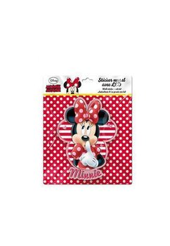 Sticker de perete cu led, Minnie Mouse
