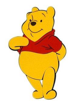 Sticker, pentru perete, Winnie the Pooh
