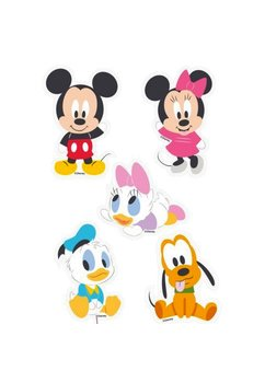 Stickere perete, baby Mickey si Minnie