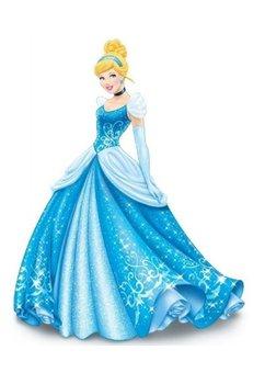 Sticker perete, Cinderella