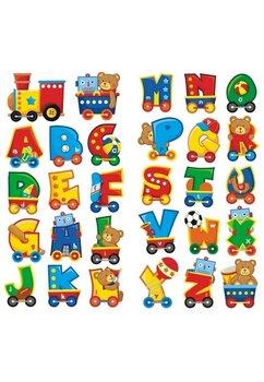 Stickere perete, alfabet