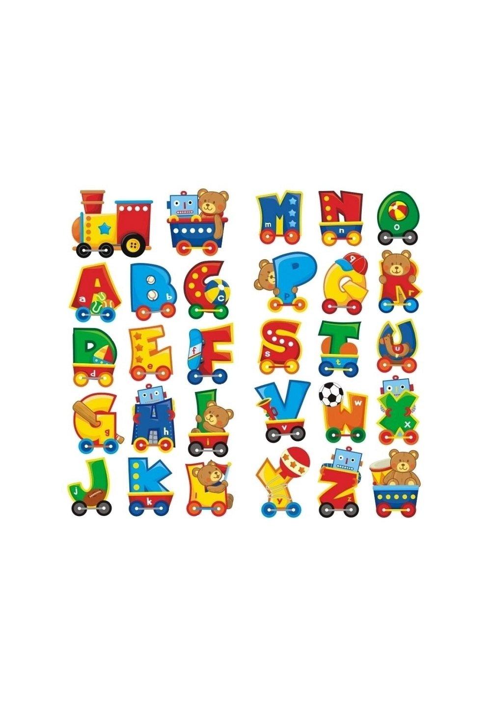 Stickere perete, alfabet imagine