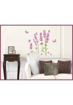Stickere perete, floricele