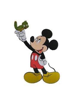 Stickere perete, Mickye Mouse cu pasarica