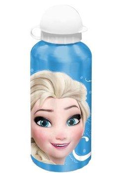 Sticla aluminiu, albastra, Elsa and Anna