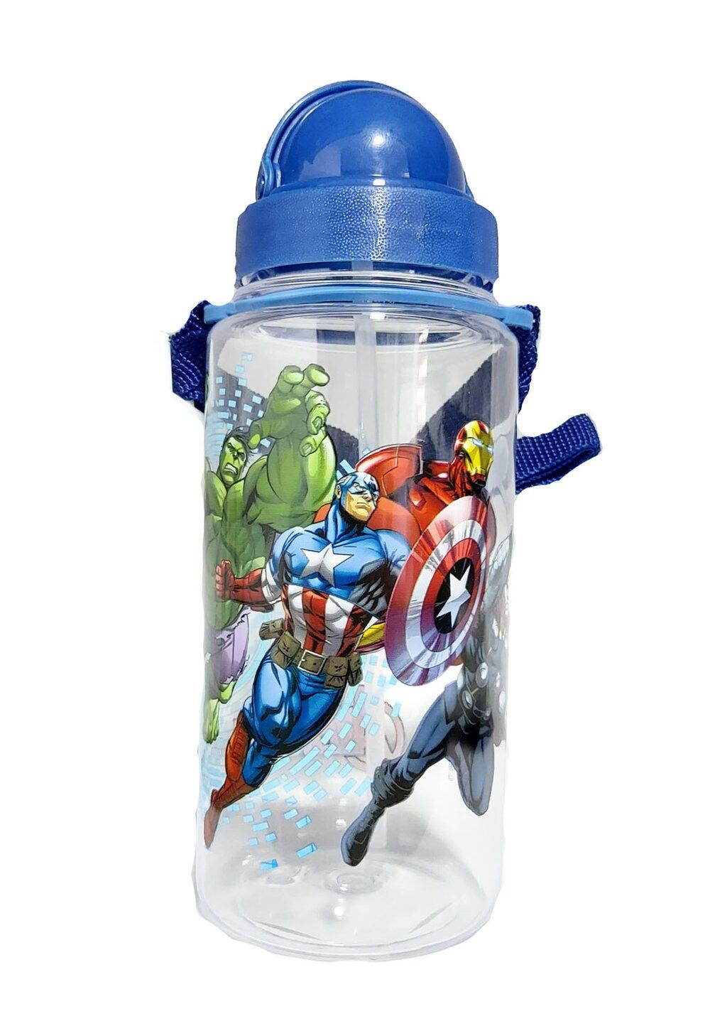 Sticla cu pai, Avengers, bluemarin imagine
