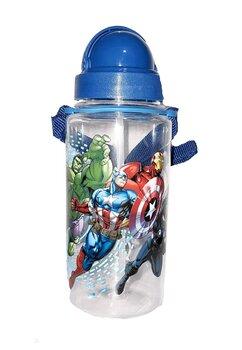 Sticla cu pai, Avengers, bluemarin