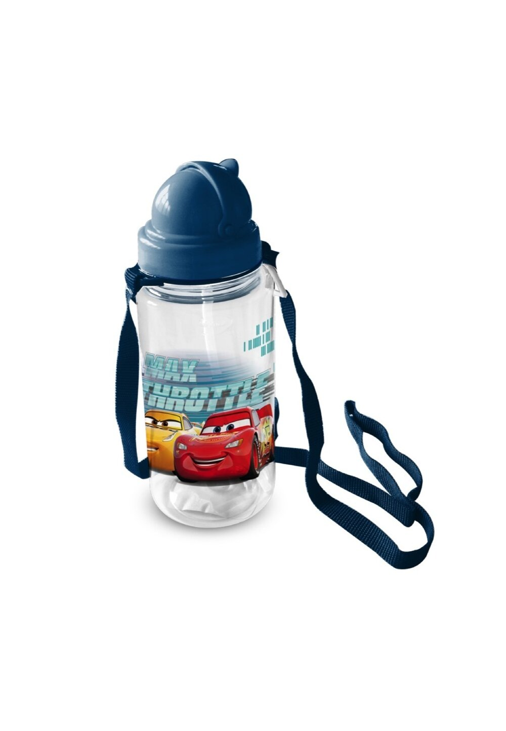 Sticla cu pai, Cars, bluemarin imagine