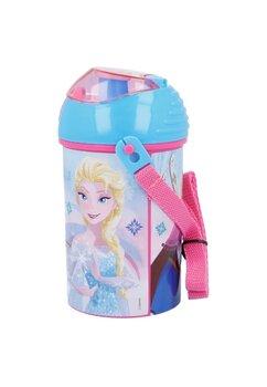 Sticla pentru apa, Frozen, albastra