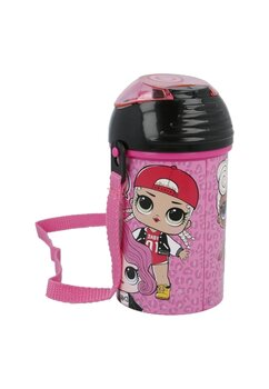 Sticla pentru apa, Lol, roz
