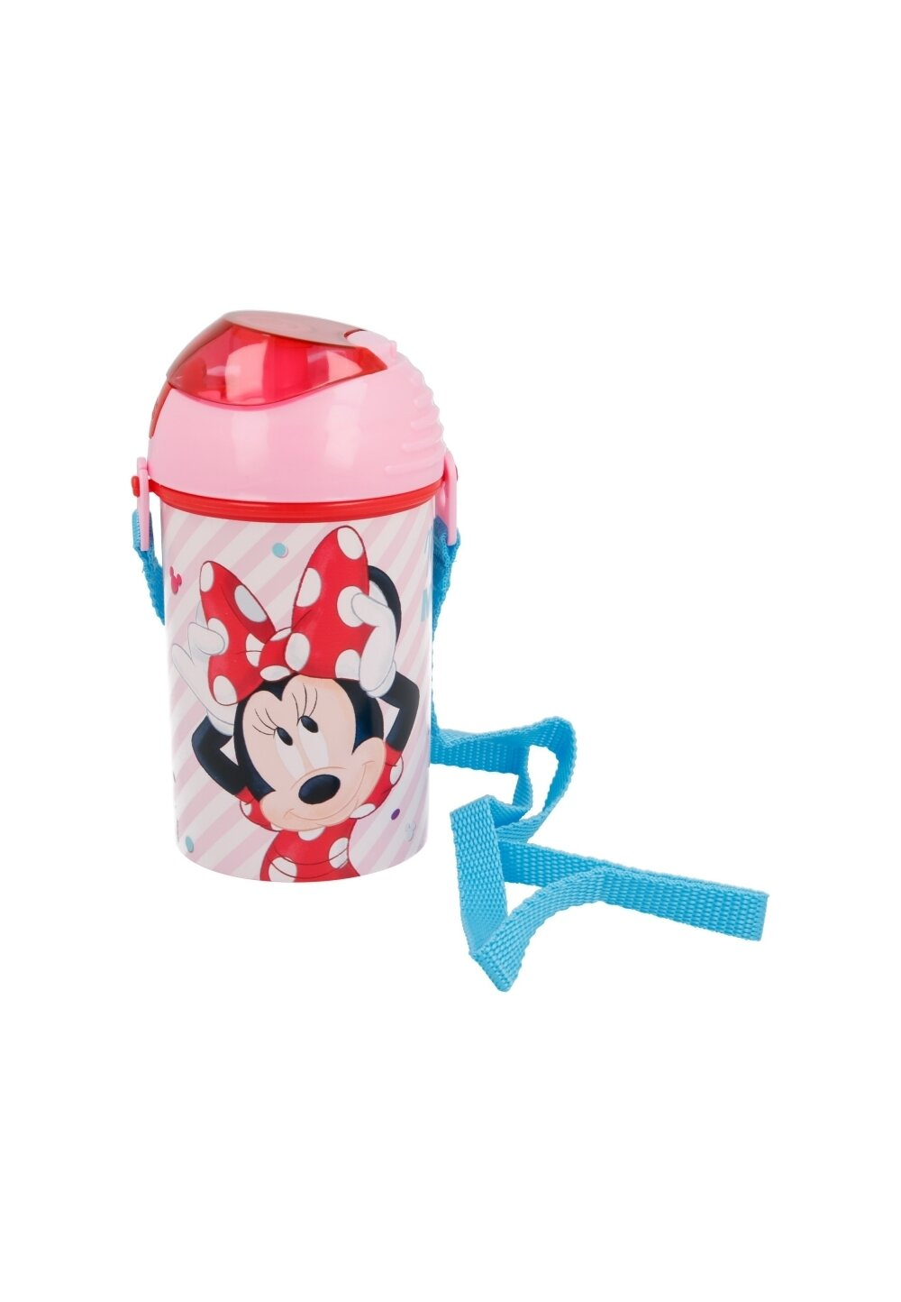 Sticla pentru apa, Minnie, roz imagine