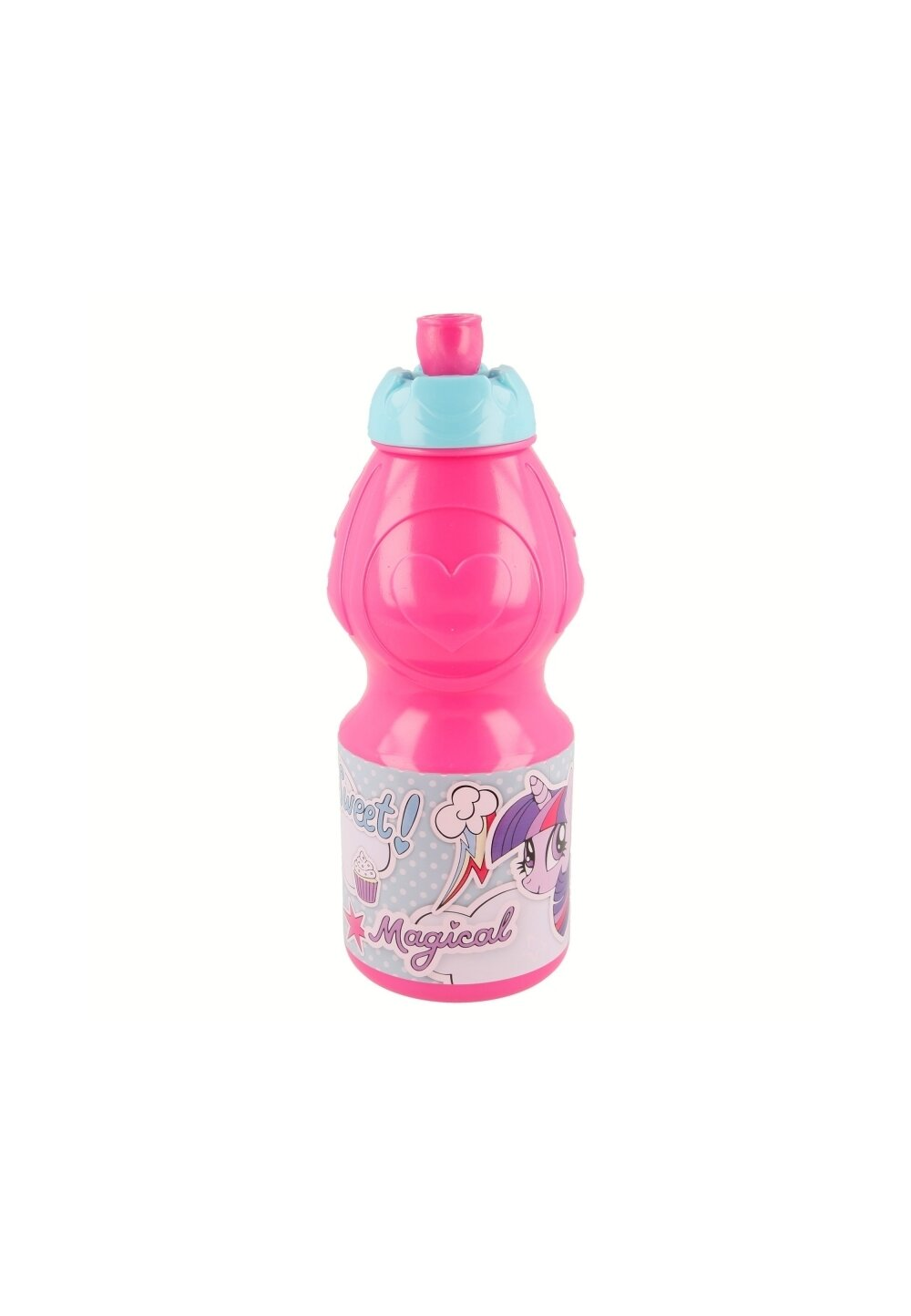 Sticla plastic, My Little Pony, roz imagine