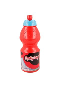 Sticla plastic, Ladybug, rosie, 400ml