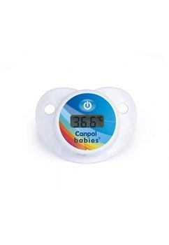 Suzeta cu termometru digital, Canpol