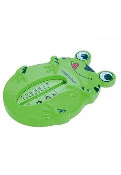 Termometru baie, broscuta, verde