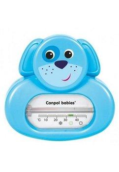 Termometru pentru baie, catel, albastru